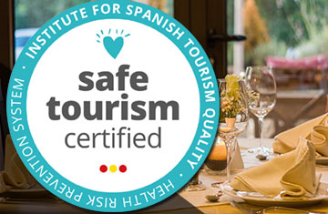 certificado safe tourism