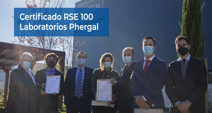 certificado rse phergal