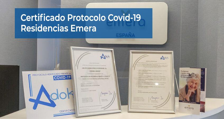 protocolo covid emera