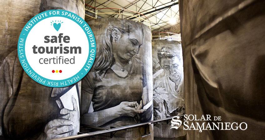 solar samaniego safe tourism certified