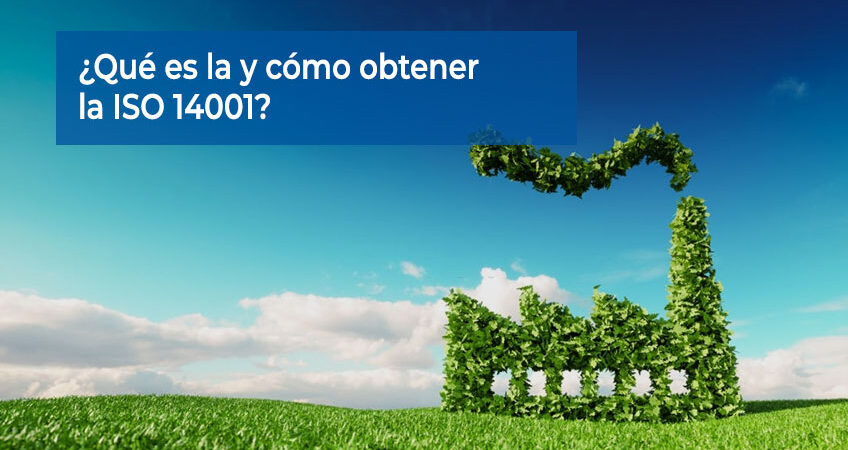 obtener iso 14001