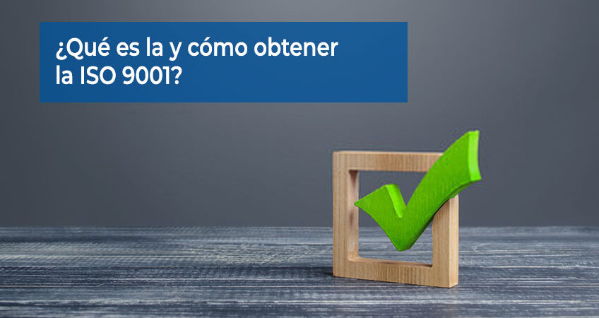 obtener iso 9001