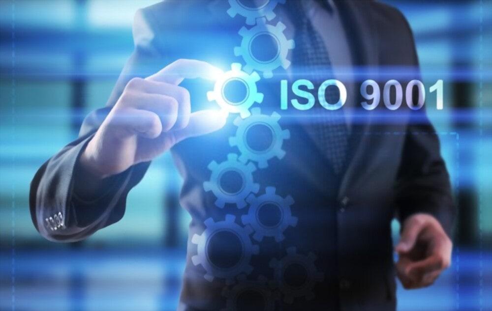 Certificación Iso 9001 - Adok